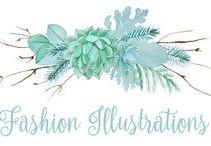 Fashion Illustrations / #fashion
