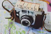 Travel / by Kira Katherine