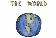 Cartoon Action / Take a look at these satirical political cartoons. / by Climate Action