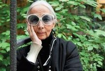 Inspirational Silver-Haired Women