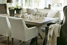 Dining Rooms / by Sunny Gardner