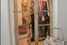 Closets / by Sunny Gardner