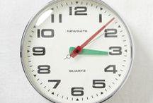 Clocks / by Jamie Aucoin