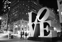 NYC LOVE PINK / by Myra Piloni