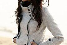 Coats. Blazers. Jackets.