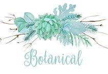 Botanical / I love flowers <3
