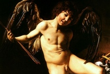 Eros / Eros is the oldest of the gods.