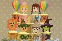 Wizard of Oz Party Ideas / Loads of fab ideas for a Wizard of Oz theme party.