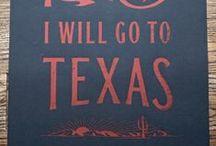 Texas / by Jamie Aucoin