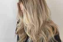 Hair by ANiU Salon / Amazing hair by the talented artists at ANiU Salon and Spa.  We specialize in every aspect of hair design including style, cut, color, highlight, lowlight and balayage!