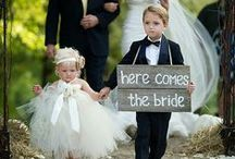 Saz's: Flower Girl and Ring Bearer