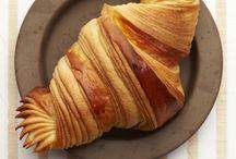 Croissant fan / Súper fans de los croissant.