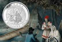 Artists / From paintings and photography to sculptures and jewelry, coins from the Royal Canadian Mint are a small canvas for great works of art. / by Royal Canadian Mint