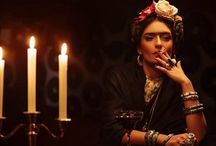 Frida Kahlo inspires us... / Frida kahlo