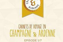 Carnet de Voyage #1 / Premier « Carnet de voyage » en Champagne-Ardenne ! Découvrez notre week-end épicurien à Hautvillers, à Châlons-en-Champagne et dans le Parc Naturel Régional de la Montagne de Reims !