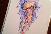 Justin Nordine Tattoos / by Kaitlin Marks-Dubbs