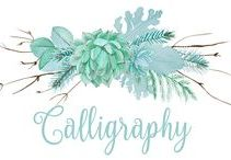 Calligraphy / Learn how to do CALLIGRAPHY. It's an art!