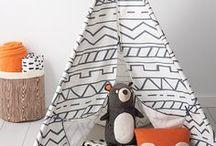 Teepee / Auf der Suche nach dem perfekten Teere fürs Kinderzimmer...
