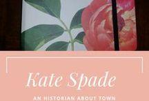 Kate Spade Love / All of the Kate Spade love in one place! #KateSpadeNewYork #LiveColourfully #KateSpade