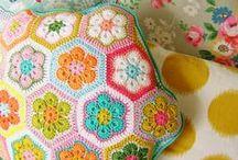 Crochet and Knitting / Häkeln und Stricken / Crochet and knitting ideas and inspiration/ Ideen und Inspiration zum Thema Häkeln und Stricken