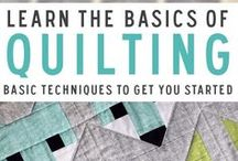 Tips, Tricks & Techniques: Patchwork, Quilting & Sewing / Patchwork, Quilten, Nähen
