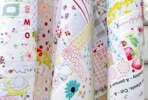 Low Volume Quilts / Quilts mit hellen Musterstoffen / Low volume quilt inspiration  *** ellis & higgs - Patchwork, Quilting & Sewing: Patterns, DIY Tutorials, Ideas, Tips & Tricks / Patchwork Anleitungen, DIY Tutorials, Ideen, Tipps und Tricks ***