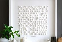 Wall Art / Because walls should be decorated and never left bare.