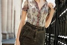 Style / Simple, soft wardrobe / by Beth Dargis