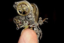 In love with SteamPunk / by Luminous Lacquer