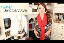 "//Watch My Webseries// ""SANCTUARY OF STYLE"" / It's all about your look, your walk, your talk! A new approach to Style through your Spirit. You can rock the latest Louis Vuitton, fit into your skinny jeans and have flawless skin, but if you neglect your spirit.. those external things won't matter at all.  / by Tiffany Hendra"