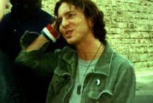Eddie Vedder <3 Pearl Jam <3 / The man. He inspires me everyday, in everyway..... / by Full Circle Workshop / Janice Angel