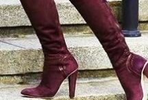 //Bad-to-the-Bone in Boots//  / I totally love shoes, but I'm a boot girl at heart!