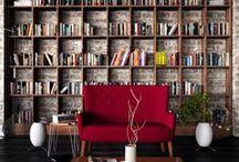 Book spaces / by Jennifer MacKay