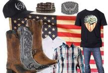 Boot Barn Style / Find products arranged in a creative flair. All of these have been posted on our Facebook page. Pin your favorite styles and colors! / by Boot Barn