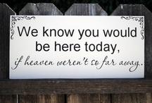 Tears In Heaven / by Cheryl Aguirre