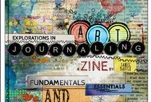 art journal inspiration / by Susie Stonefield Miller