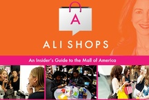Ali Shops Mall of America / A view into the world of Mall of America. Ali Shops Mall of America is the first-ever independent mobile shopping guide for the nation's largest mall. Just point your smartphone to www.alishops.com. / by Ali Kaplan