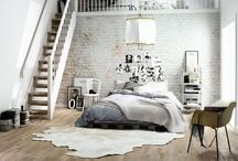Loft & Small Space Living / by Crystal Heart