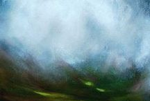 Weather: Mist & Brouillard / How mist and fog are represented in art and paintings