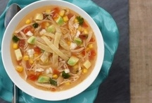 soup, chili, stew, & chowder / all things soupy