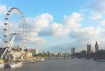 adventure: London / Places to go and things to see in London.