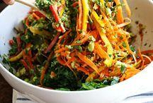 Veggie Tables / Vegetable-heavy recipes.