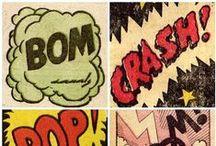 Comics and visual jokes
