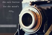 Photography / Photo tips and cool ideas.