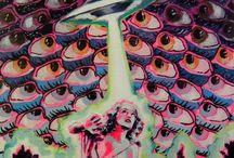 "Hallucinations / ""Hallucinations"" inspiration, coming fall 2014!"