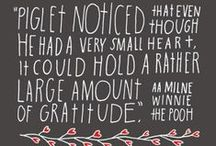 Gratitude / by Beth Dargis