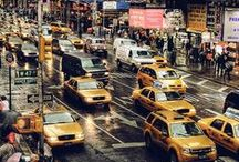 New York, New York / by Jennifer MacKay