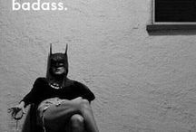 love your badass / All your perfect imperfections ツ