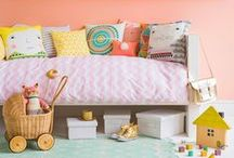 Gorgeous Girls Rooms / A whole lot of gorgeous girls room inspiration... with everything from cute girls room designs for little girls bedrooms to big girls room ideas!