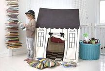 Indoor Play Spaces / Bring the fun indoors with these super fun playrooms, cubby houses, reading nooks and more!